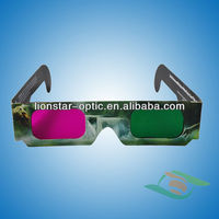 have good Onion Skin Outlines printed paper 3d glasses