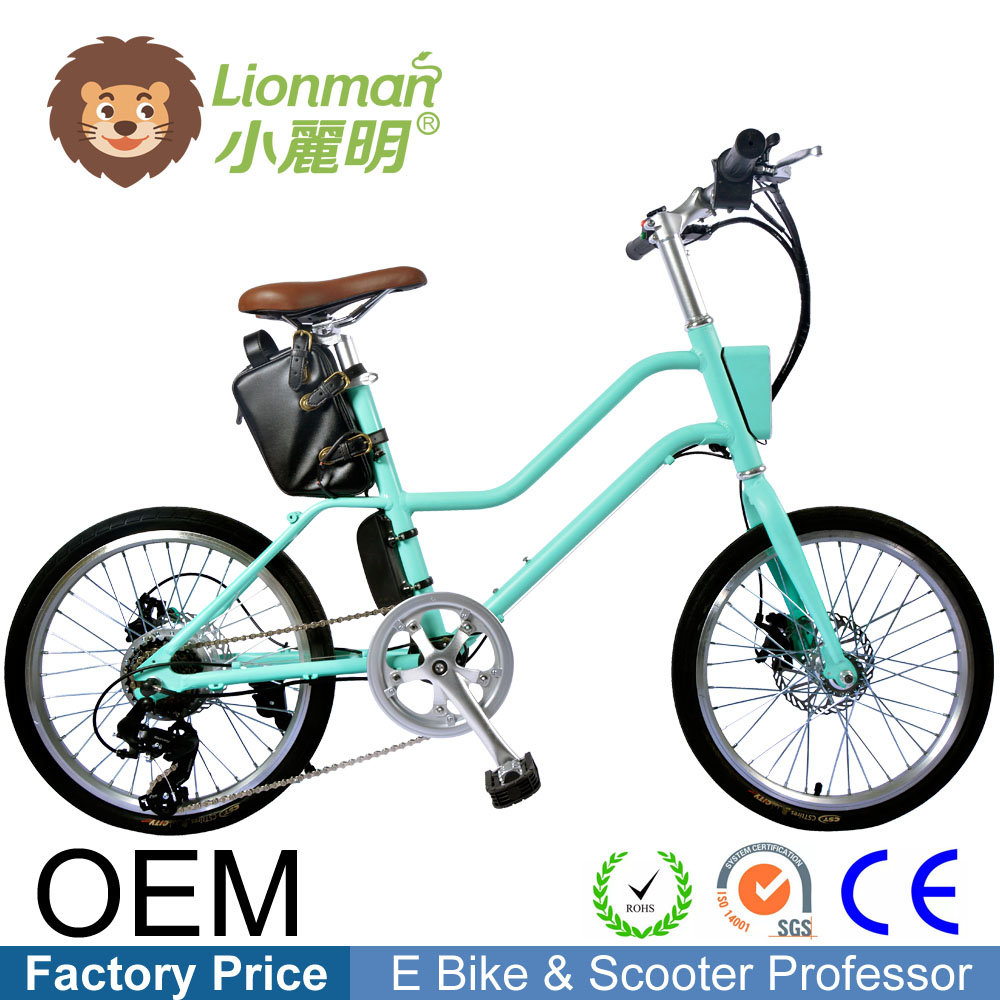 Factory price sondors electric bike e cycle