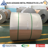 Free Samples Cold Rolled 0.3-16mm 310 Stainless Steel Coil Price Made In China