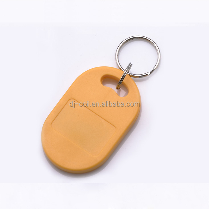 custom 125KHZ low frequency high quality access control RFID key fob with reasonable price