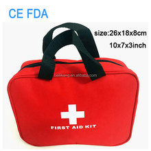 First Aid Kit 100 Pieces for Car, Travel, Camping, Home, Office, Sports, Survival