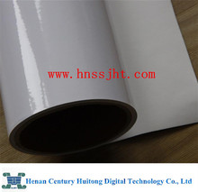 80 micron pvc film clear transparent adhesive vinyl rolls