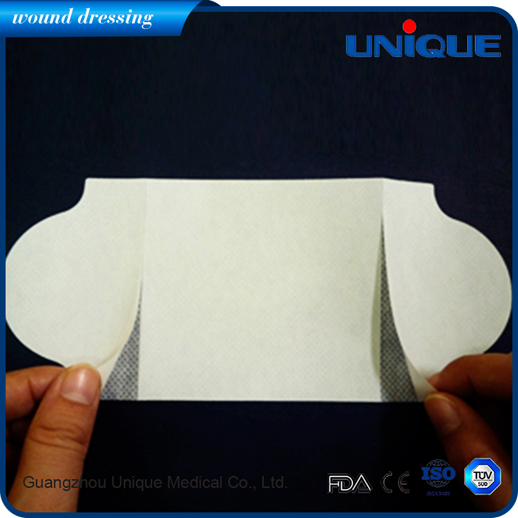 Hot selling health medical functional comfortable non woven wound dressing