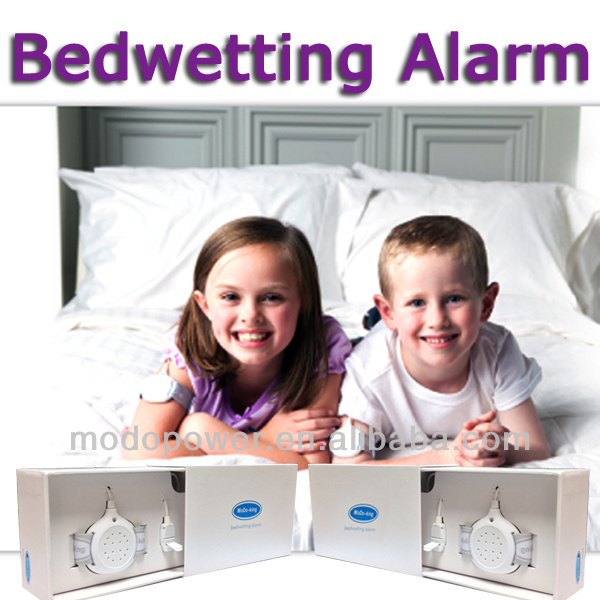 2016 the Newest Factory OEM &ODM BEDWETTING ALARM Nocturnal Enuresis Bed Wetting Alarm Treatment