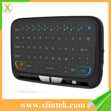 NEW 2.4G Air Mouse Mini Wireless Keyboard USB Gaming Keyboard English Version Touchpad QWERTY Keyboard For PC Android TV Box
