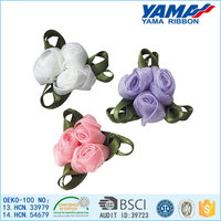 Excellent quality polyester material centerpieces for wedding artificial flowers