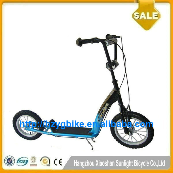 2016 The Best Bicycle Hangzhou Xiaoshan Factory Wholesale Cheap Kids Kick Scooter