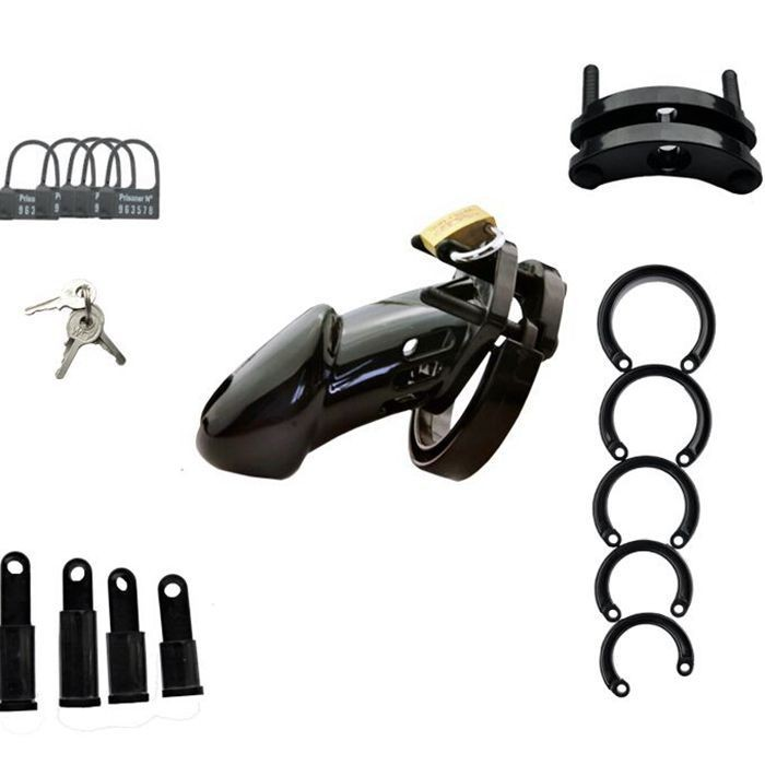 Plastic Cb6000s Male Chastity Device Cock Cage Bondage Cb6000 Sex Toy For Men