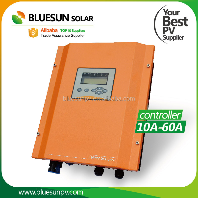 Bluesun 12v/24v/36V/48v hybrid solar inverter with mppt charge controller