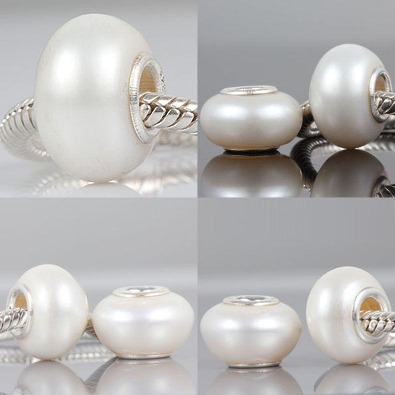 China natural large hole decorative pearls in bulk