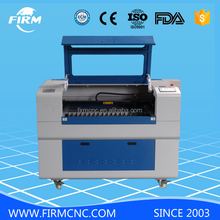 FMJ6090 Small portable Laser Machine to Cut Glass Bottles