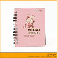 Manufacturer office cute school supply stationery notebooks