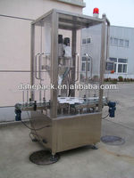 Automatic Rotary Talc Powder Bottles&Cans Filling Machine, Powder Filling Machine