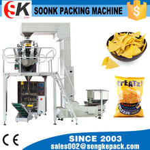 dried fruit packing machine for snack food
