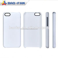 3D Blank Sublimation film phone case for ip5C