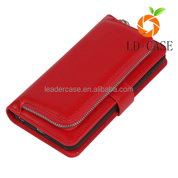 Leather Phone case Women Handbag Wallet Case for iphone 7/7 plus