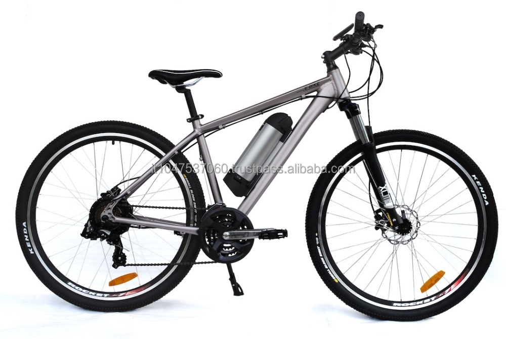 29 Inch Pas Sport Electric Bike (TDE11Z)