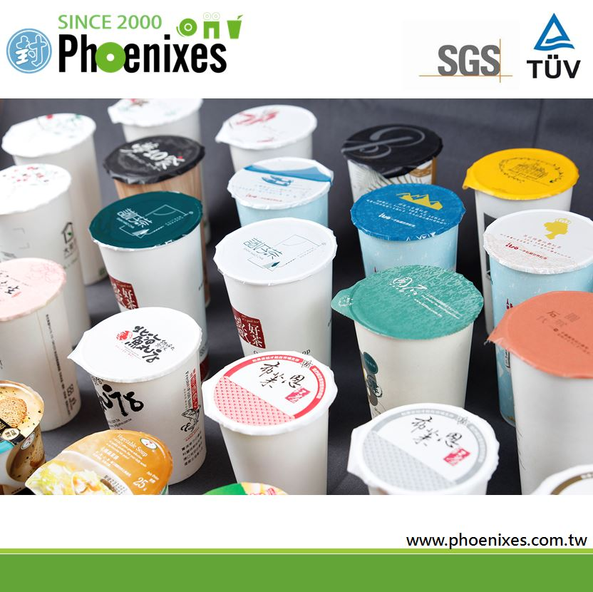 Standard plastic wrap film for Beverage and Bubble Drink