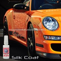 Silk Coat for cars - Quick detailer and hydrophobic topup