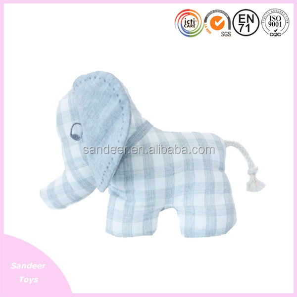 2016 Hot Sale Cute With CE Certification Organic Stuffed Animal Plush Toys For Gift