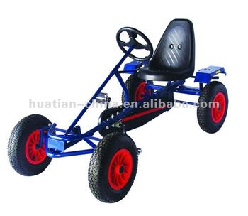 go cart Pneumatic Rubber Air Tires more comfortable and safe