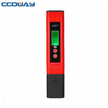 2017 hot selling aquarium ph meter temp water tester OW-007