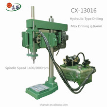 New condition engineers available after sales service provided heavy duty 16mm multi head drilling machine for sale CX-13016