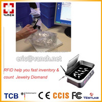 UHF RFID Asset Management System /RFID Inventory Tracking/RFID Jewelry and Diamond Inventory system