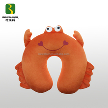 Colorful Crab Design Animal Model Toy Pillow Accompany With Children