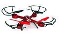 4CH RC Drone/Quard Copter with FPV Real Time Camera Wifi Transmision