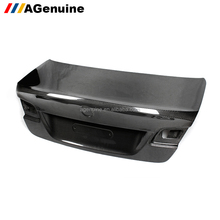 Carbon fiber back boot bonnet rear luggage hood CSL rear trunk for BMW 3 series E92 E93