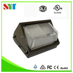USA Canada market hot sale 90w IP65 led wall packs light MeanWell driver 7 years warranty