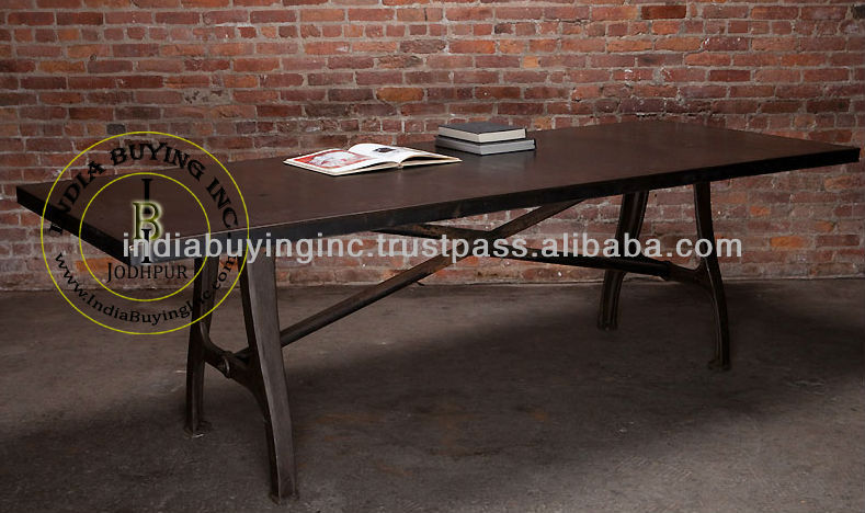 Industrial furniture french furniture Vintage furniture