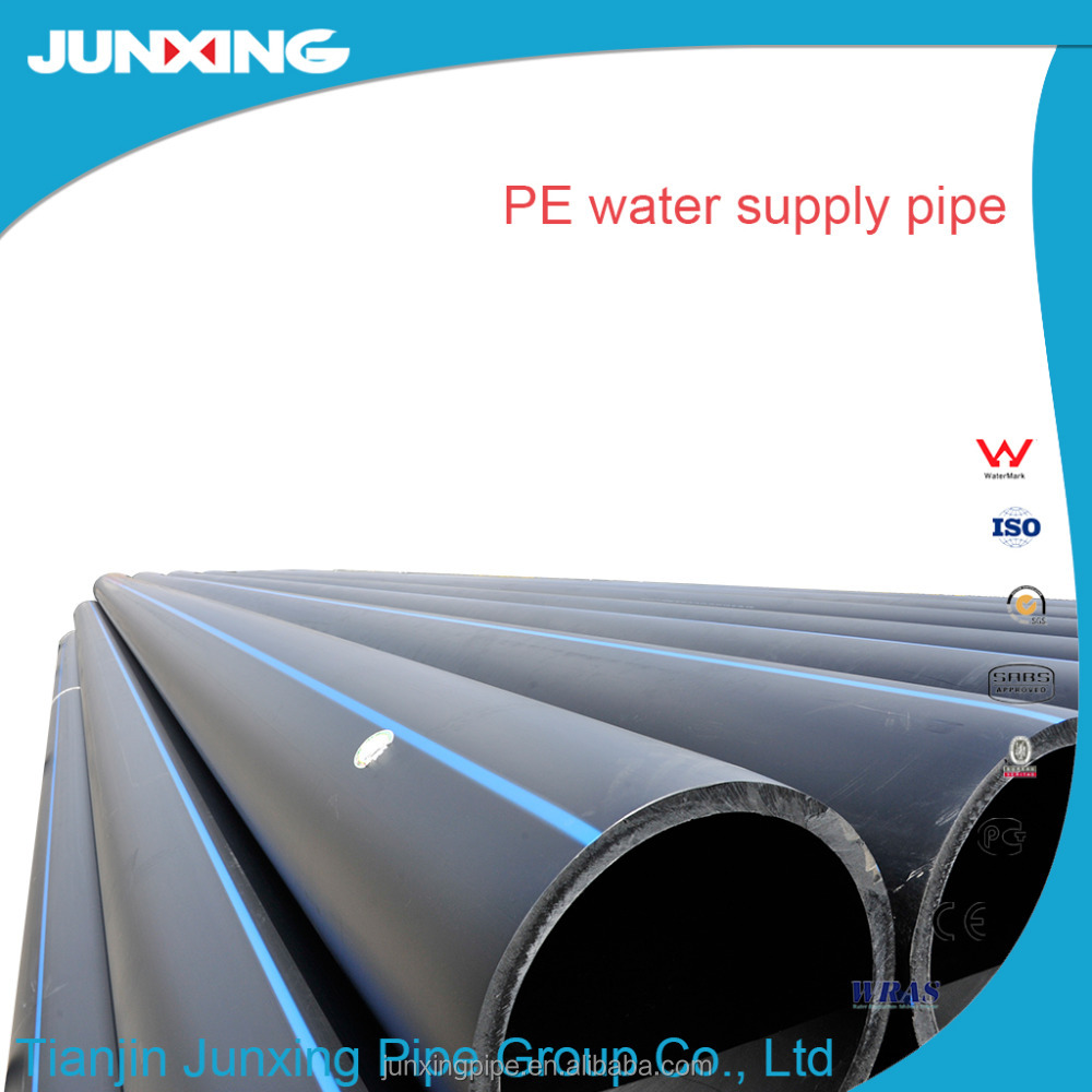 40mm 90mm 200mm CRP 100 material Hdpe Pipe