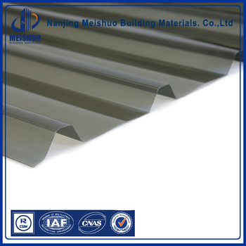 PPGI color coated Zinc roof plates in construction material