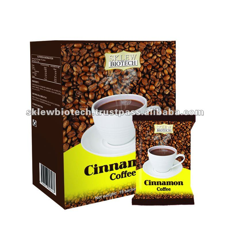 Cinnamon Coffee - Private Label and OEM