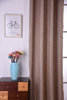 china supplier elegant popular design cheap ready made house curtain