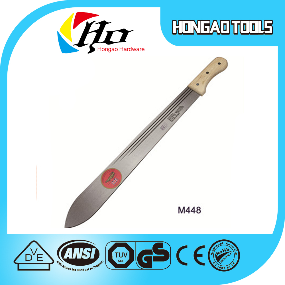 M448 machete/ matchet/cane knife/bush knife