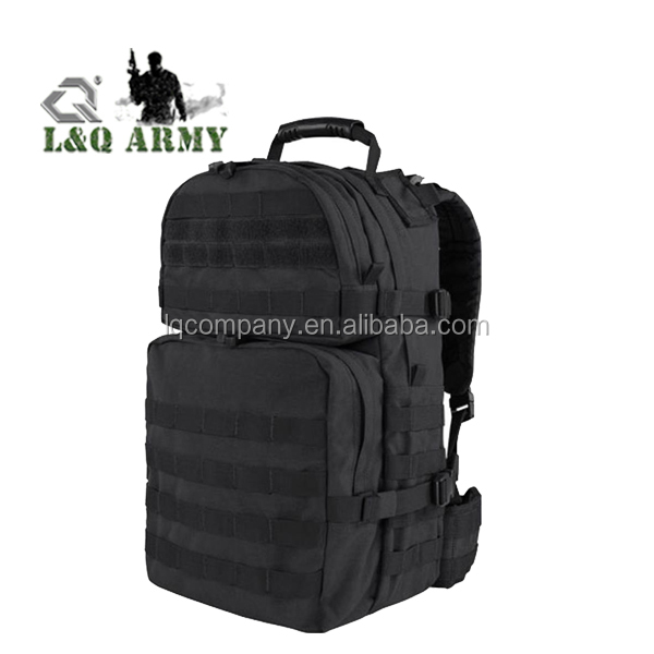 600D Polyester Tactical Backpack Military Camping Rucksack