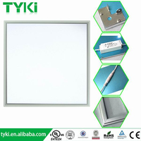 aluminium 6000-6500K 40w 600x600 mm led panel lighting top sale