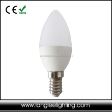 High Quality e14 led candle light 3w E14 Led With CE and RoHS E14