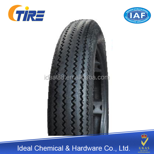 500-16 motorcycle tyre and tube