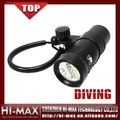 Scuba Diving Rechargeable Underwater Portable Photography Lighting