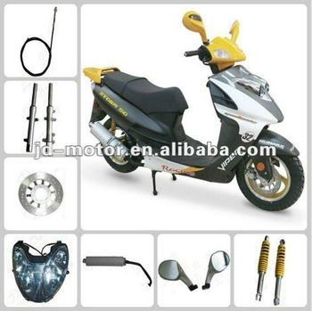 Chinese Scooter Storm150 Parts
