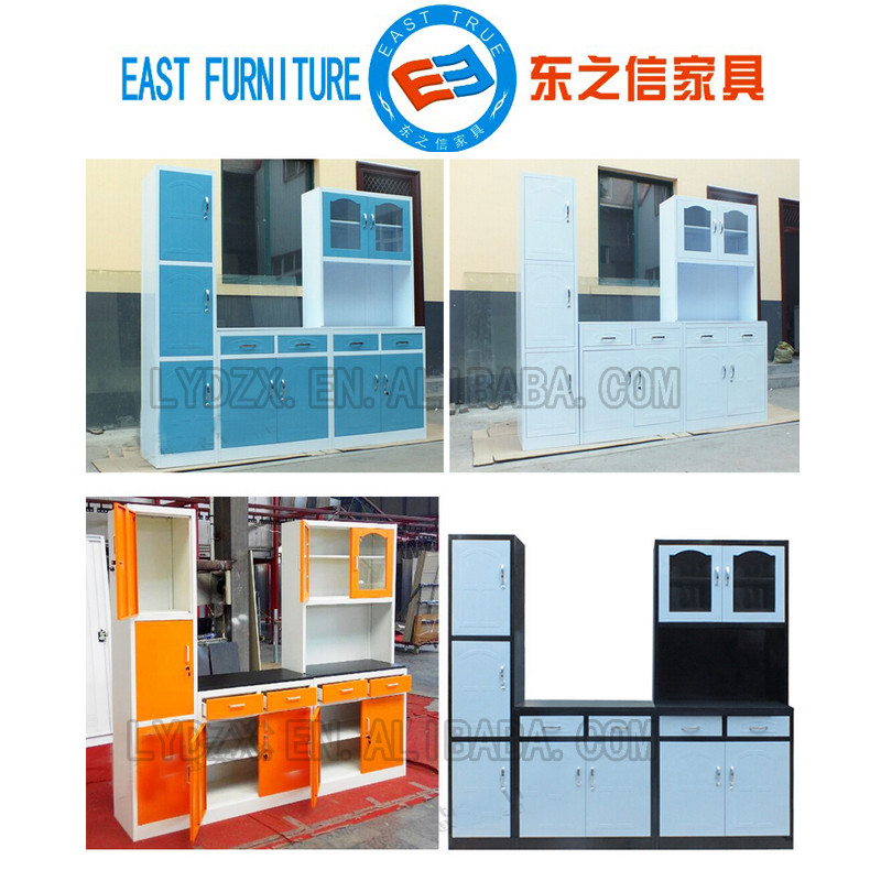 High quality factory direct metal china kitchen cabinet for China kitchen cabinets direct