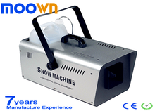 Factory hot sell stage effect wedding equipment cheap portable snow machine