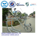 china double deck bicycle rack manufacturer suzhou bike rack