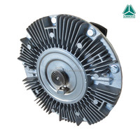 Chinese truck parts faw fan clutch