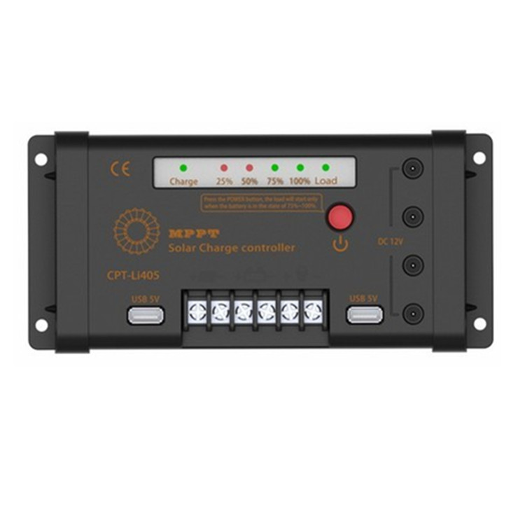 MPPT 15A solar panel use solar battery charge controller