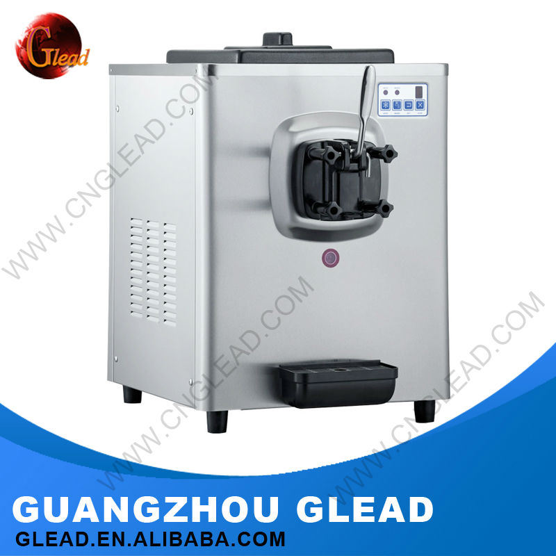 High quality (CE) different flavors new soft ice cream machines